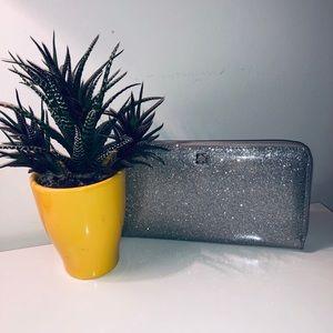 Kate spade sparkle wallet